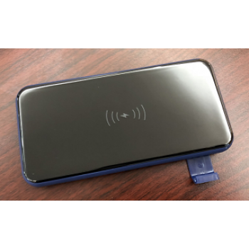 Wireless battery power Bank 5W 8000 mAh