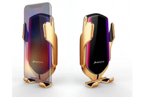 Phone holder with wireless charging 2019 new
