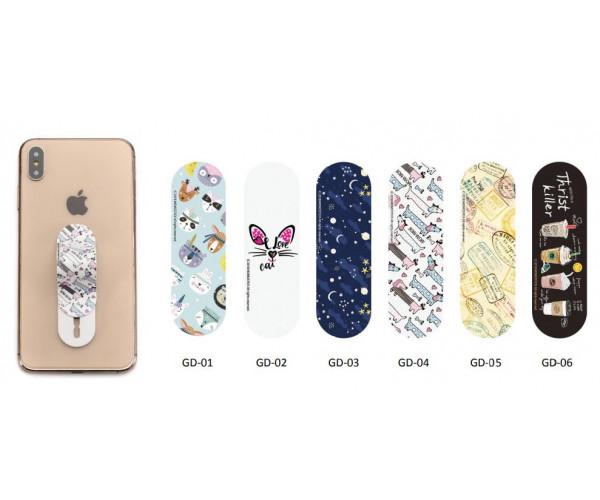 "Model ""Graphic design"" phone Holder stick"
