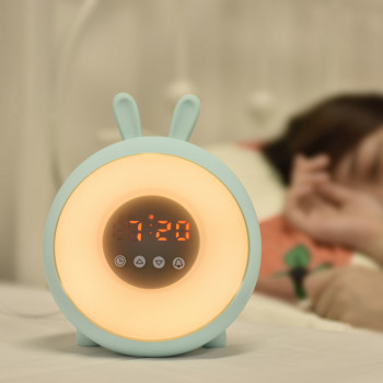Table clock alarm