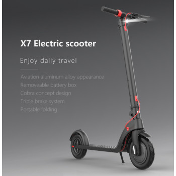 Folding Electric scooter X7