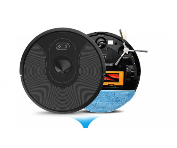 Robot vacuum cleaner X6 Visual Mapping with Camera Navigation