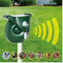 Solar Animal and Bird Repeller