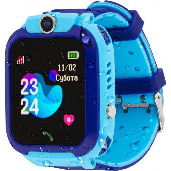 1.44 inch smart phone watch kids GPS