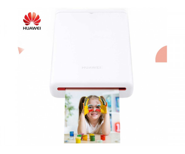 Huawei portable photo printer