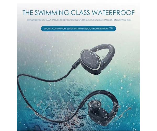 Waterproof wireless headphones for sport