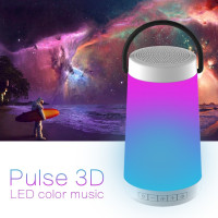 Portable Light Bluetooth Speaker