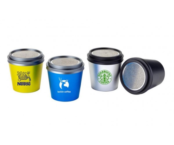 Coffee Cup mini wireless speaker Bluetooth