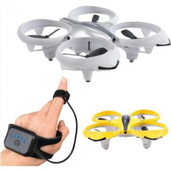 Remote Control And  Hand Sensor Control  Drone