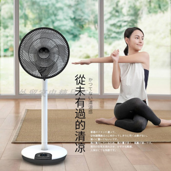 Japan SEZZE Xizhe Electric Silent Fan P-228W