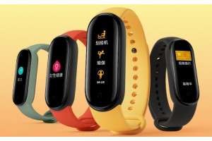 Xiaomi Mi Band 5 NFC to pay Global - Mi Smart Band 5