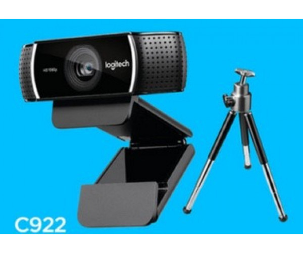 Logitech camera C922