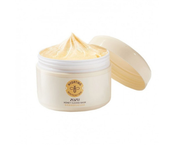 Refreshing and moisturizing mask with honey. ZOZU 100 gr.