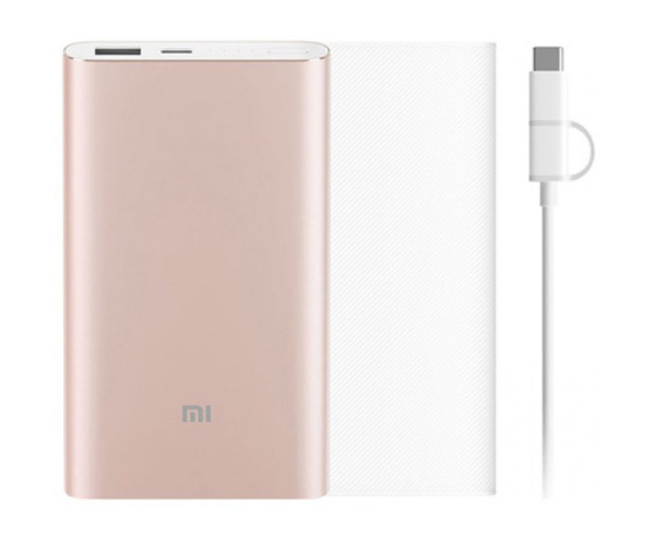 xiaomi powerbank pro 10000mah one suit version