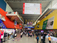 Canton fair in China, 2019 Guangzhou city
