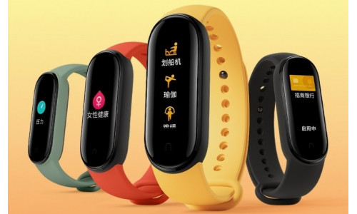 New XIAOMI MI BAND 5 NFC payment GLOBAL